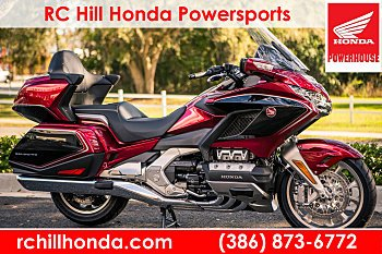 2018 Honda Gold Wing Tour for sale 200582857