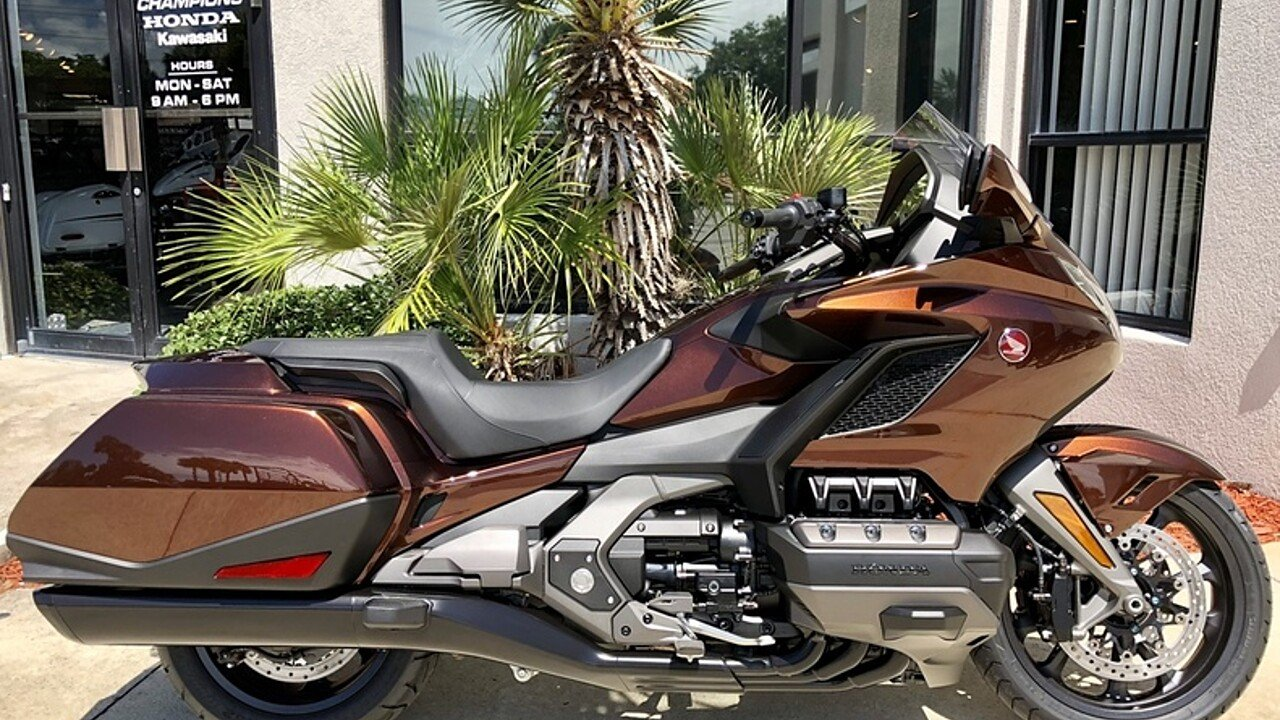 2018 Honda Gold Wing for sale 200582979