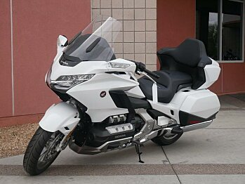 2018 Honda Gold Wing Tour for sale 200599210