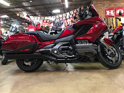 2018 Honda Gold Wing for sale 200525379