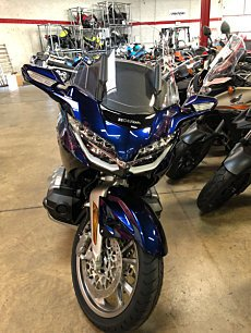 2018 Honda Gold Wing for sale 200525381