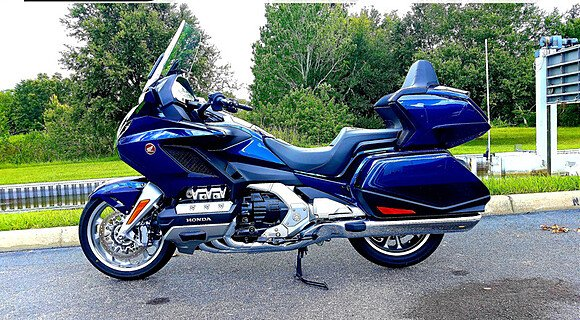 2018 Honda Gold Wing for sale 200599900