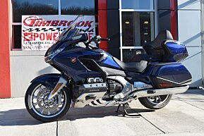2018 Honda Gold Wing Tour for sale 200643715