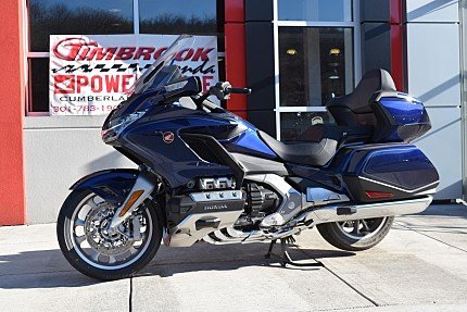 2018 Honda Gold Wing Tour for sale 200643789