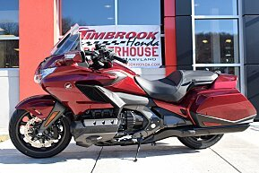 2018 Honda Gold Wing for sale 200643893