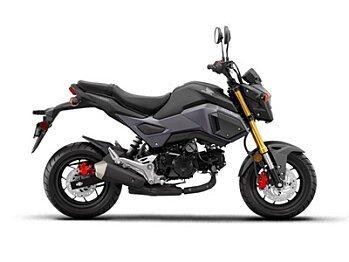 2018 Honda Grom for sale 200495190