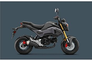 2018 Honda Grom for sale 200496336