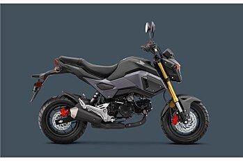 2018 Honda Grom for sale 200496397