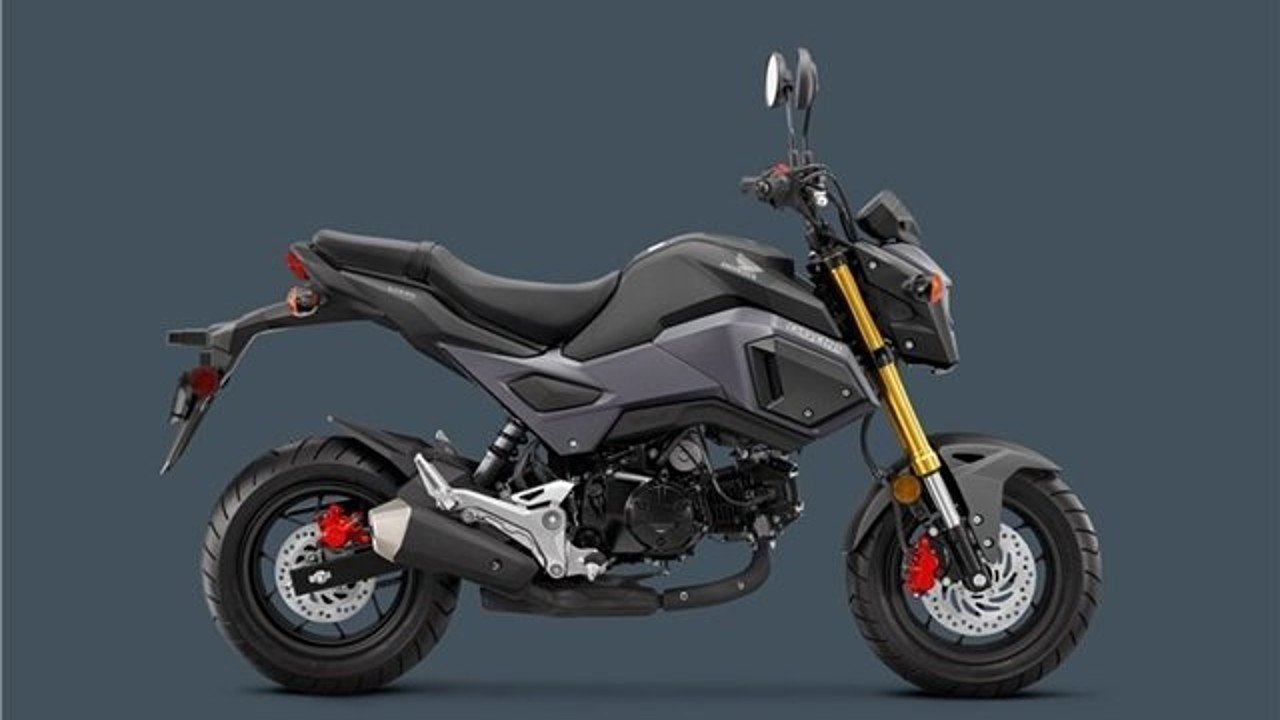 2018 Honda Grom for sale 200496397