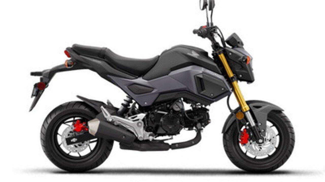 2018 Honda Grom for sale 200496825