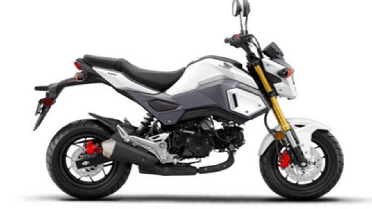 2018 Honda Grom for sale 200497158