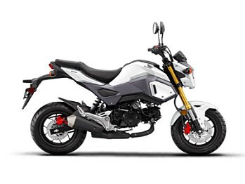 2018 Honda Grom for sale 200497942
