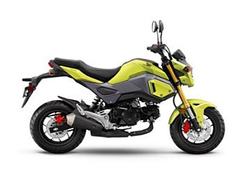 2018 Honda Grom for sale 200498618