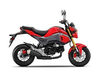 2018 Honda Grom for sale 200498632
