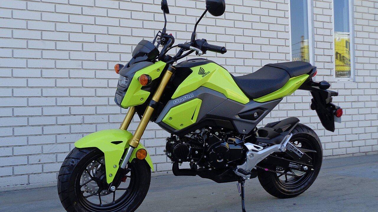 2018 Honda Grom for sale 200499836