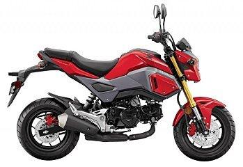 2018 Honda Grom for sale 200501114
