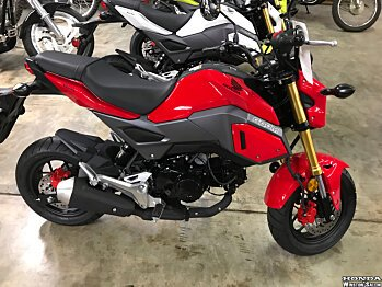 2018 Honda Grom for sale 200501877