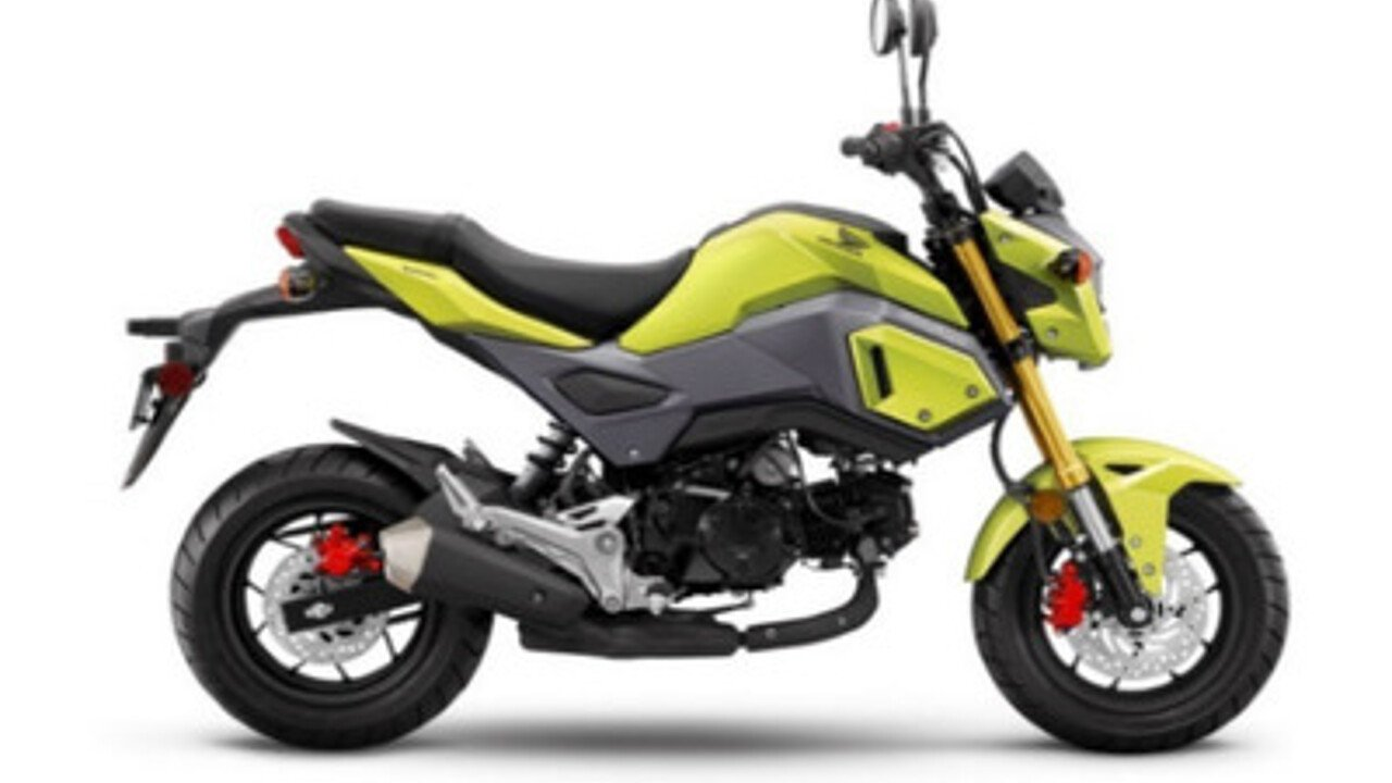 2018 Honda Grom ABS for sale 200502675