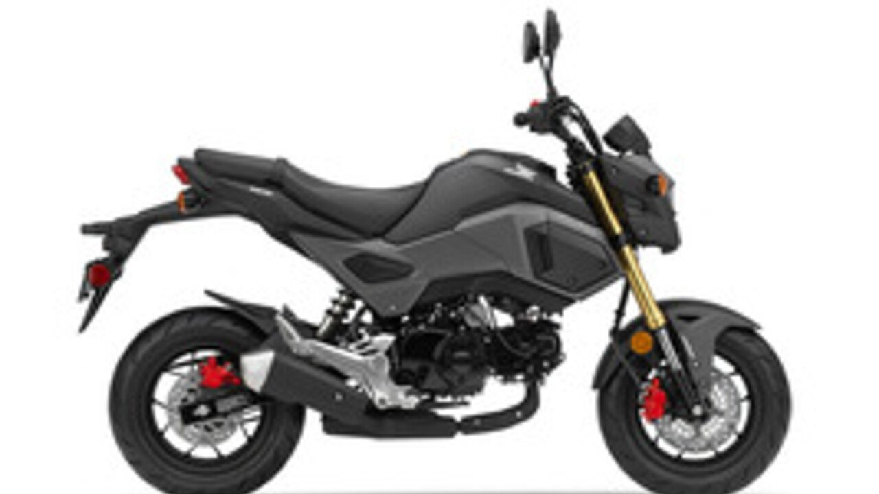 2018 Honda Grom ABS for sale 200502676