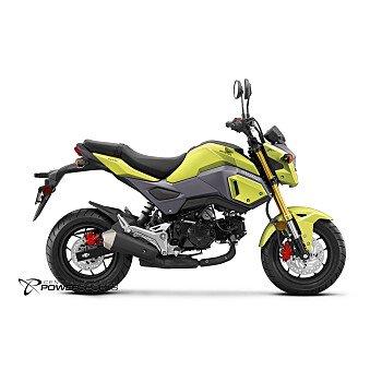 2018 Honda Grom for sale 200502707