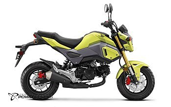 2018 Honda Grom for sale 200502712