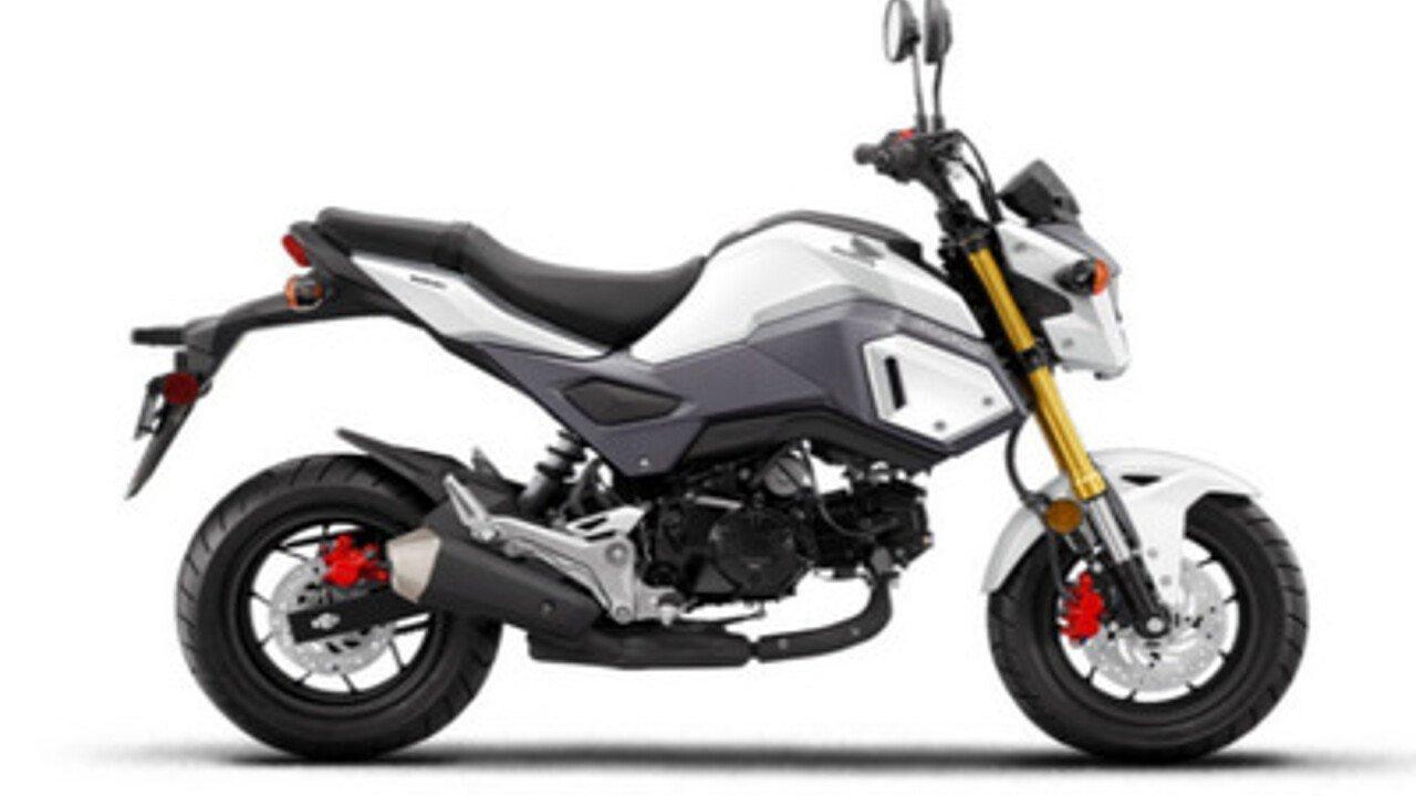 2018 Honda Grom for sale 200503292