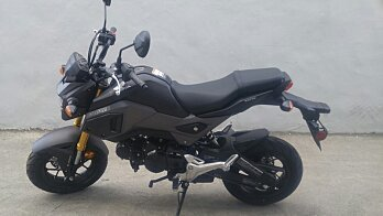 2018 Honda Grom ABS for sale 200503903