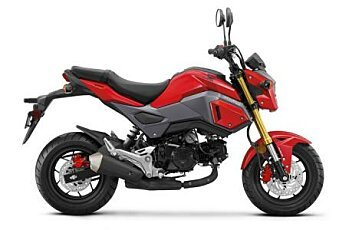 2018 Honda Grom ABS for sale 200504257