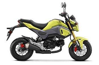 2018 Honda Grom for sale 200506249