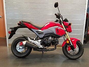 2018 Honda Grom for sale 200511031