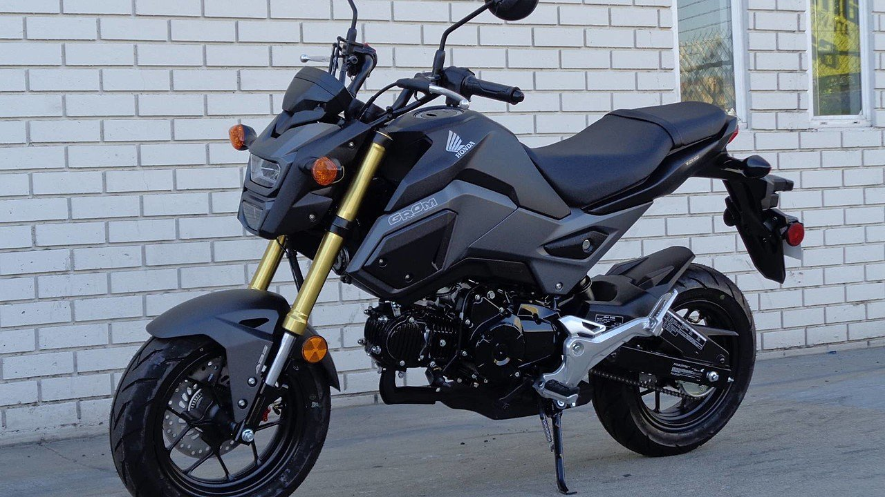2018 Honda Grom for sale 200517037