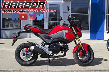 2018 Honda Grom for sale 200522246
