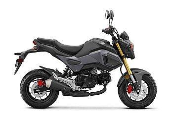 2018 Honda Grom for sale 200523186