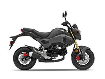 2018 Honda Grom for sale 200530349