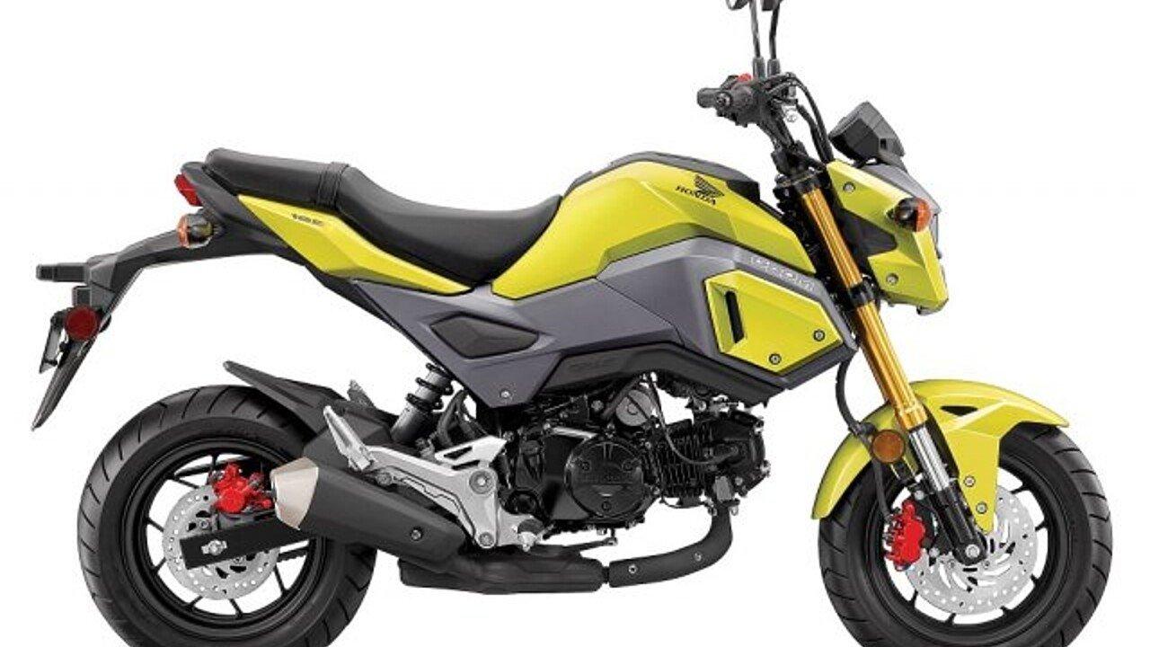 2018 Honda Grom for sale 200546855