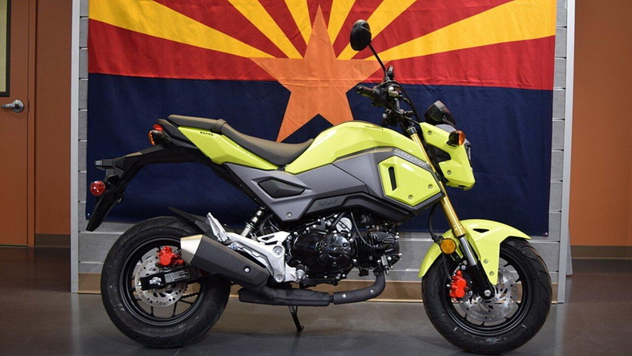 2018 Honda Grom for sale 200560817