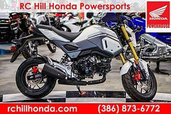 2018 Honda Grom for sale 200580105