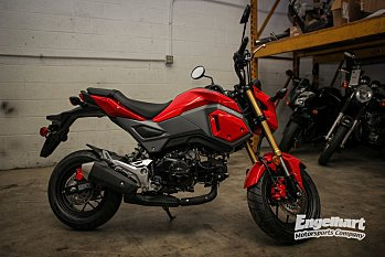 2018 Honda Grom ABS for sale 200582070