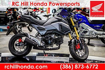 2018 Honda Grom ABS for sale 200584056