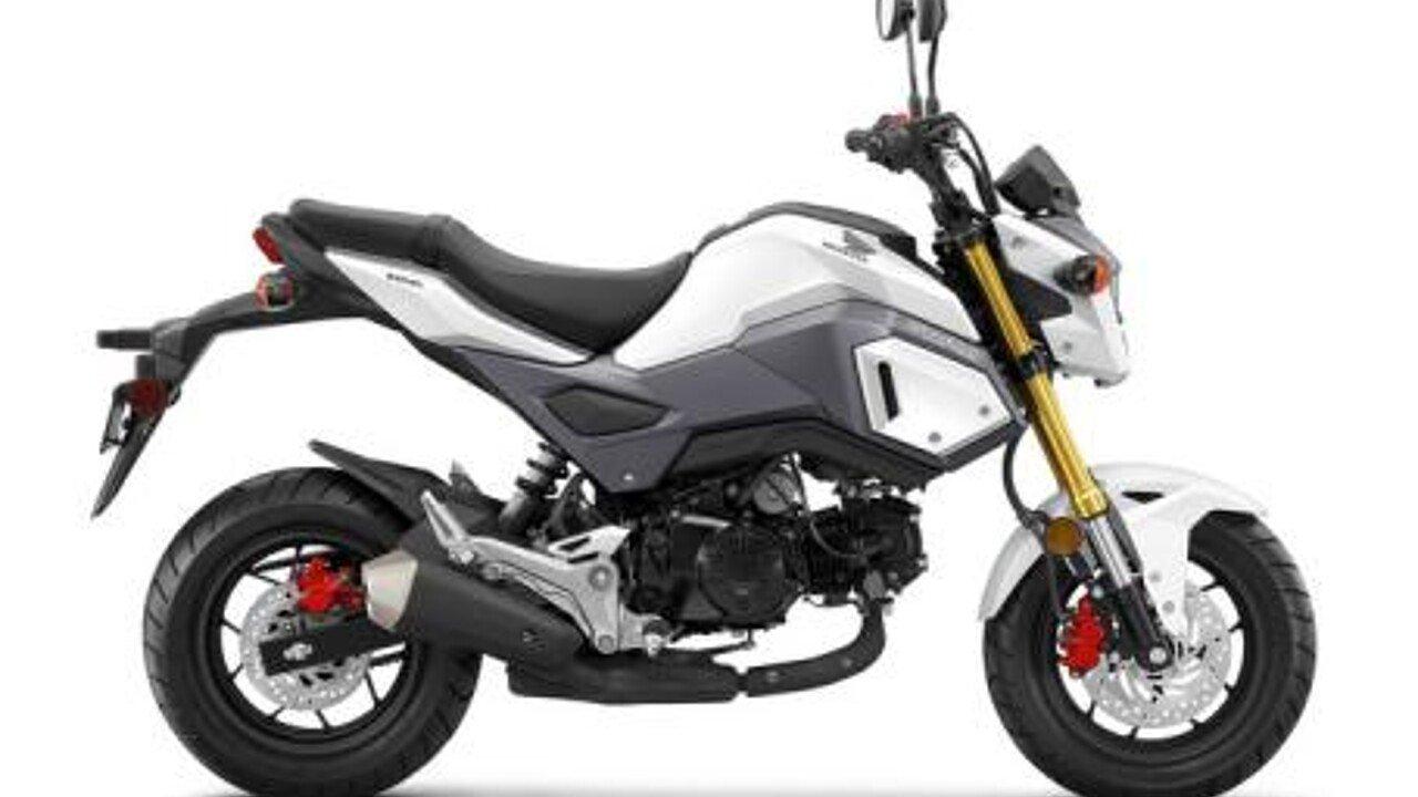 2018 Honda Grom for sale 200584886