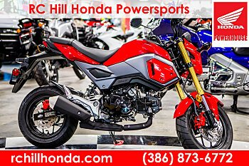 2018 Honda Grom ABS for sale 200588968