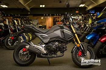 2018 Honda Grom ABS for sale 200623932