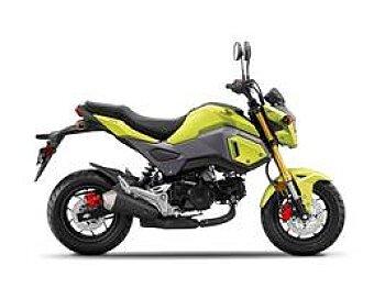 2018 Honda Grom for sale 200630287