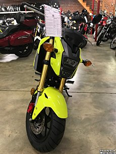 2018 Honda Grom for sale 200501824