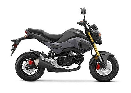 2018 Honda Grom for sale 200523186