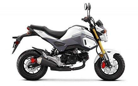 2018 Honda Grom for sale 200586030