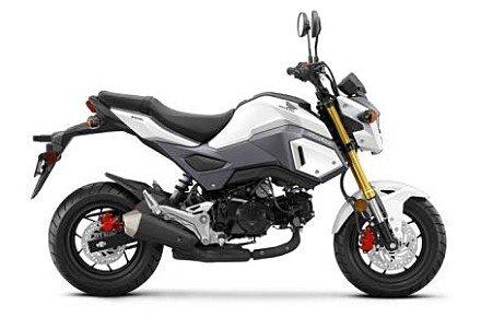2018 Honda Grom for sale 200607777