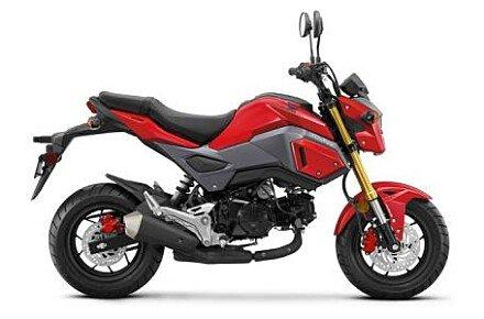 2018 Honda Grom for sale 200608013