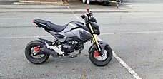 2018 Honda Grom for sale 200632709