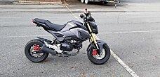 2018 Honda Grom for sale 200632709